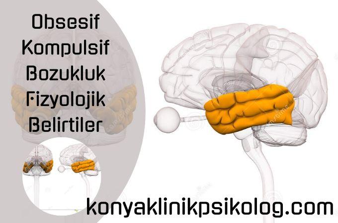 OKB Fizyolojik Belirtiler