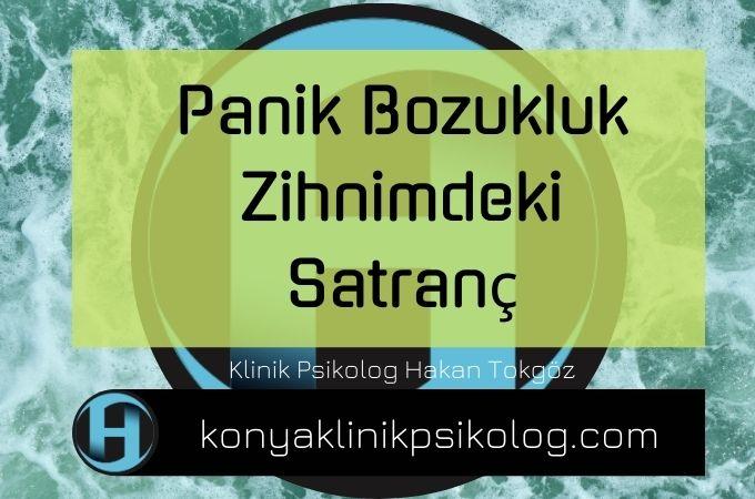 Konya Psikolog Panik Bozukluk