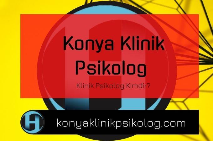 Konya Klinik Psikolog