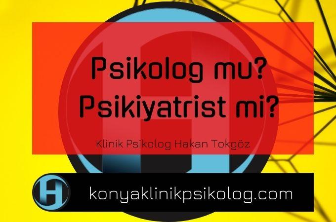 Konya Psikolog Psikiyatrist