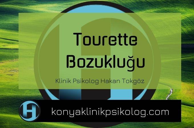 Tourette Bozukluğu